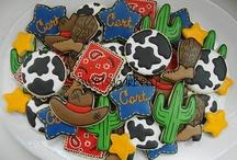 cowboy decorate
