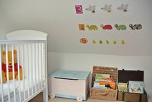 Baby and toddler bedrooms / Holiday bedrooms the little ones will love