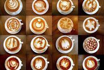 Projetos para experimentar / planejamentos para cafés