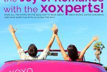 #xoxperts / I am a member or the After Dark's XOXpert Street Team.  http://xoxoafterdark.com/