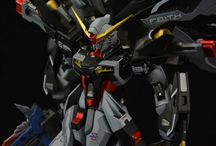 DM 1/100 Destiny Gundam (black ver)