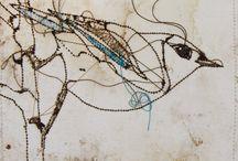 Thread sketching / by Anna-Mieke Mulholland