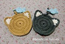 編み物小物