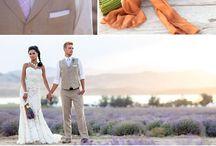 Kev and Steph / Ideas for our April Colorado wedding!