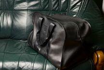 Cashbag / Leatherbag