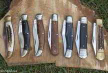 Kézműves bicskák-Kraftsman pocket knife