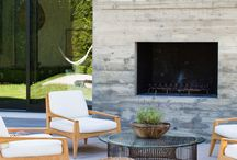 Fireplaces and Pits
