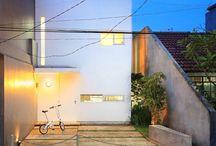 arch | urban House