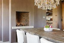 Eettafels - dining table