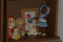 Моя коллекция кукол. / Фото моих кукляшек и того что я , иногда, для них делаю...
