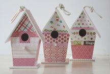Fuglehuse for børn