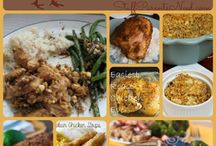 """Chicken and other """"Fowl"""" recipes.. / by Rayanna Wojahn DeFord"""