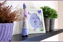 Lawendowo / ... lawendowo Jeżeli zainteresował Cię wybrany element aranżacji wnętrza, znajdziesz go na www.home-idea.pl