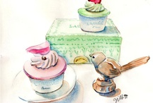 Food illustrations / by Almudena Lacalle