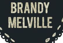 Fashion of BrandyMelvilleUSA