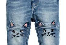 джинсы переделки