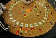Nauka poprzez zabawę / Materiały edukacyjne , pomysły na naukę poprzez zabawę