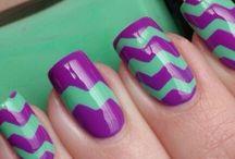 nails hair snd makeup