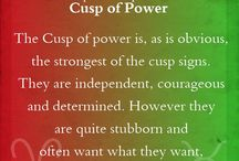 cusp of power