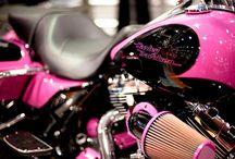 Harley-Davidson / by Brandy Jones