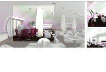 projet restaurant design
