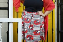 Plus-size fashion on Mind the Curves / Plus-size fashion from Mind the Curves blog.