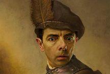 Mr Bean the legend!!