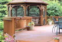 Garden, Outdoors, Porch inspiration