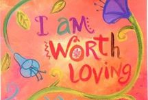 Affirmations and Positive Thoughts / by Susan Harper