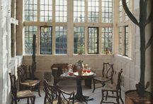 Interiør i gamle hus / Fantastiske og stilige interiører i gamle hus til inspirasjon!