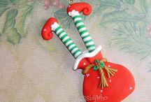 Christmas Clay