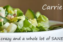 Recipe blogs