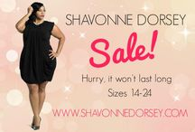Shavonne Dorsey, Designer for Curvy Women