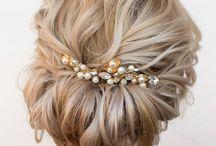 WEDDING - HAIR/MAKE UP <3
