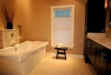 Bathrooms By RJK / RJK Bathroom Creations  / by RJK Construction, Inc