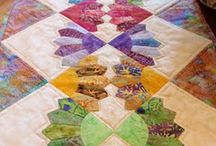 table runners / by Esther Dew