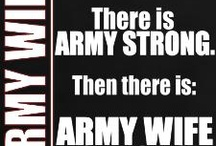 The Army Wife / Where rank and authority are never confused.