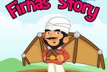 Bedtime Story Abbas bin Firnas / Dongeng Abbas bin Firnas untuk anak-anak