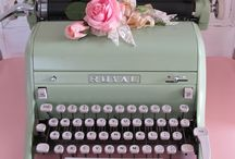 Typewriters for weddings