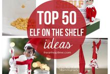 Elf on a shelf / Can't wait untill 1 St December so planning early