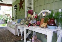 Porch Inspirations / by Tammy Lott