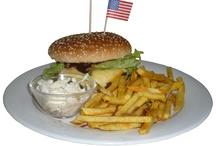 The New York Grill / Amerikanisches Flair mit einer umfangreichen Speisekarte von schwäbischen Gerichten über Saisonales bis hin zu Steaks vom Grill, #SpareRibs und Burgern. Gegründet 1967 und seit 2007 im neuen US Look. http://www.newyorkgrill.de