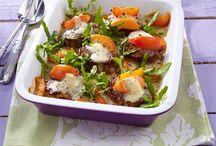 Hauptgerichte - Fleisch / Leckere Gerichte; egal ob aufwändig oder simpel.