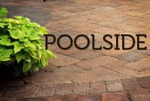 Poolside / Beautiful and creative ways to frame a pool.