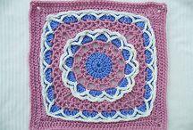 Moogly Crochet Along Blanket 2014