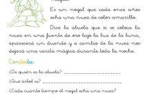 Actividades castellano
