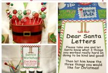 Holidays- Christmas Primary Activity