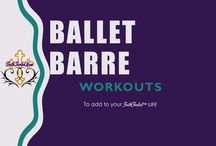 Ballet Barre / Ballet Barre Workouts, Articles and Information