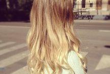 hair / by Michelle Palmgren