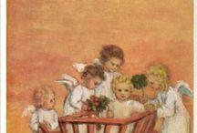 Maria Spӧtl, 1900 - 1953, Oostenrijkse illustratrice